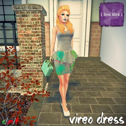 Vireo Dress