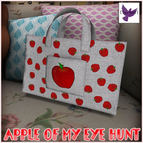 [ free bird ] Apple of My Eye Hunt