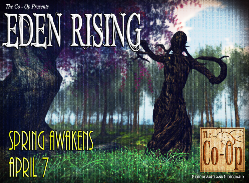 The Co-Op Presents Eden Rising