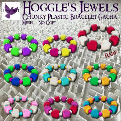 [ free bird ] Hoggle's Jewels Bracelet Gacha Ad (2)