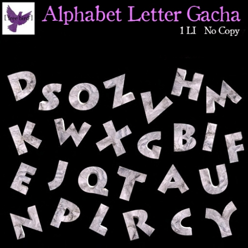 [ free bird ] Alphabet Trade-o-Rama Free-for-All