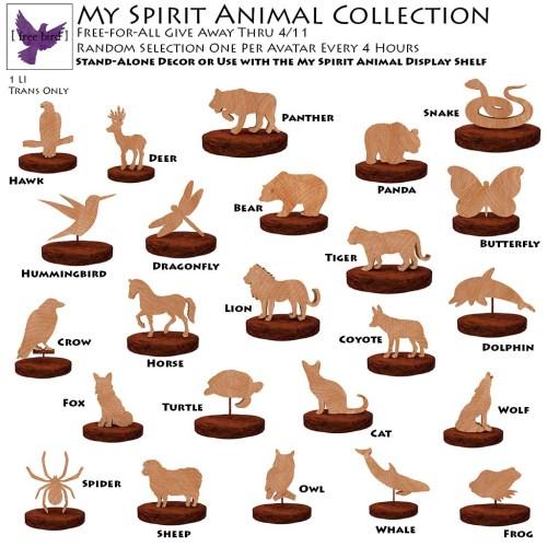 [ free bird ] My Spirit Animal Free-For-All Ad (2)