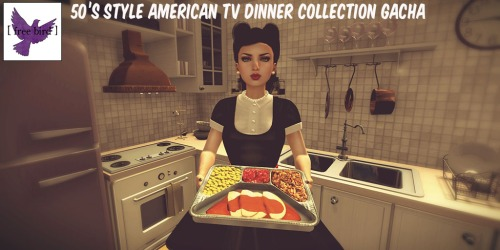 [ free bird ] 50's Style American Dinner Collection Ad 2