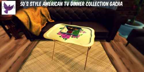 [ free bird ] 50's Style American TV Dinner Collection Ad