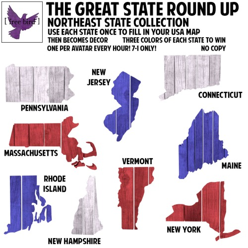 [ free bird ] Great State Round - Up Northeast Free-for-All