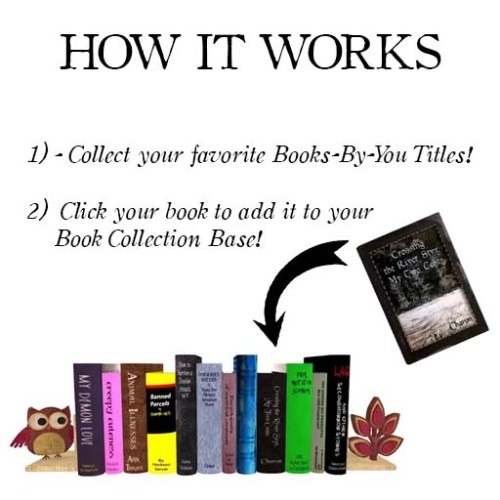 [ free bird ] Books-By-You How It Works Texture