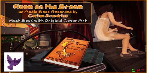 [ free bird ] Room on the Broom Audio Book Ad