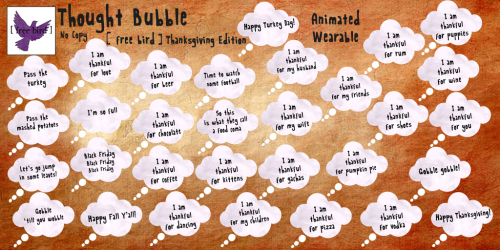 [ free bird ] Thanksgiving Thought Bubble Gacha.png