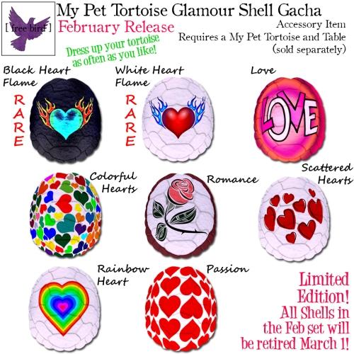 [ free bird ] My Pet Tortoise Feb Glam Shell Gacha Key.jpg