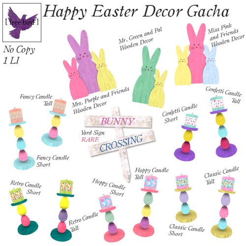 [ free bird ] Happy Easter Decor Gacha Key.png