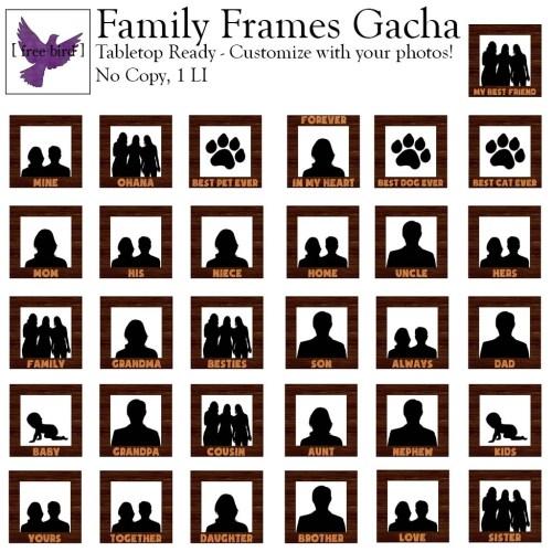 [ free bird ] Family Frames Gacha Key.jpg