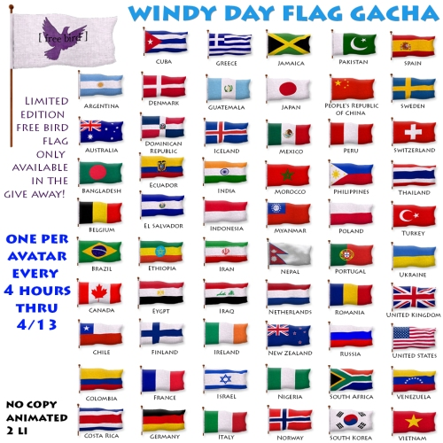 [ free bird ] Windy Day Flag FFA.jpg
