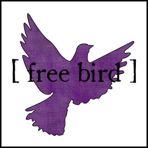 [ free bird ] logo v2