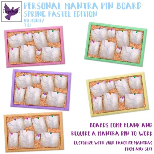 [ free bird ] Personal Mantra Pin Board - Spring Pastel Edition Gacha (1).jpg