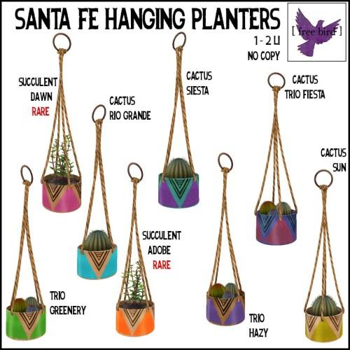 [ free bird ] Santa Fe Hanging Planter Gacha Key.jpg