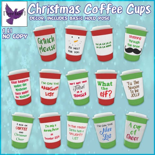 [ free bird ] Christmas Coffee Cup Gacha.jpg
