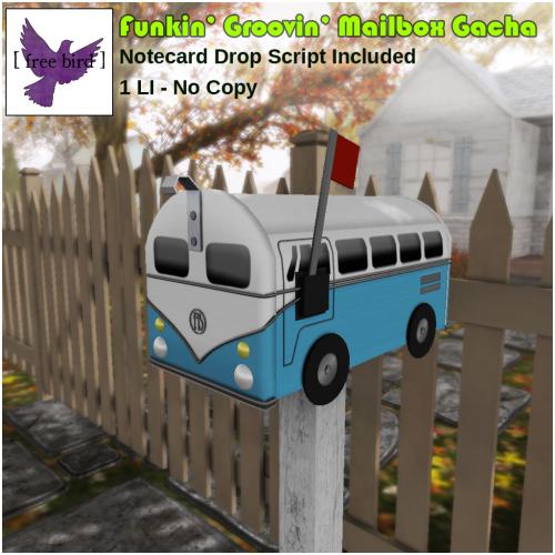[ free bird ] Funkin' Groovin' Mailbox Gacha Ad.png