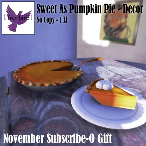 [ free bird ] Sweet As Pumpkin Pie Decor Ad - Subscribe-O Nov.jpg