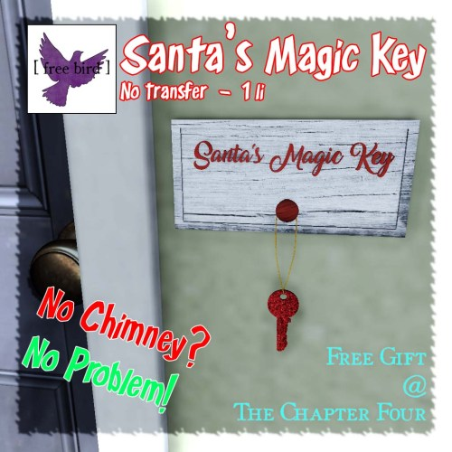[ free bird ] Santa's Magic Key Ad.jpg