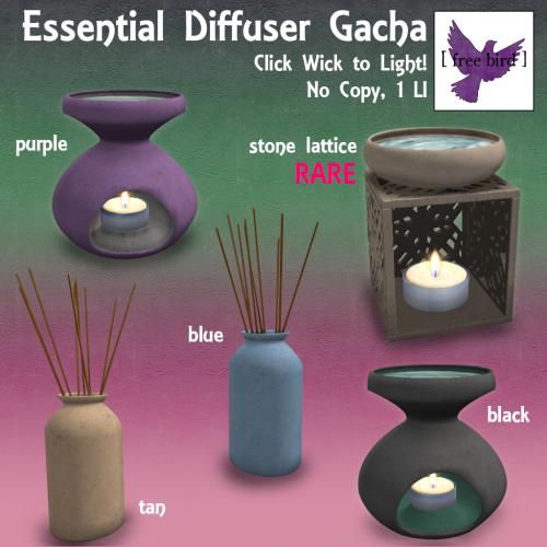 [ free bird ] Essential Diffuser Gacha Key.png