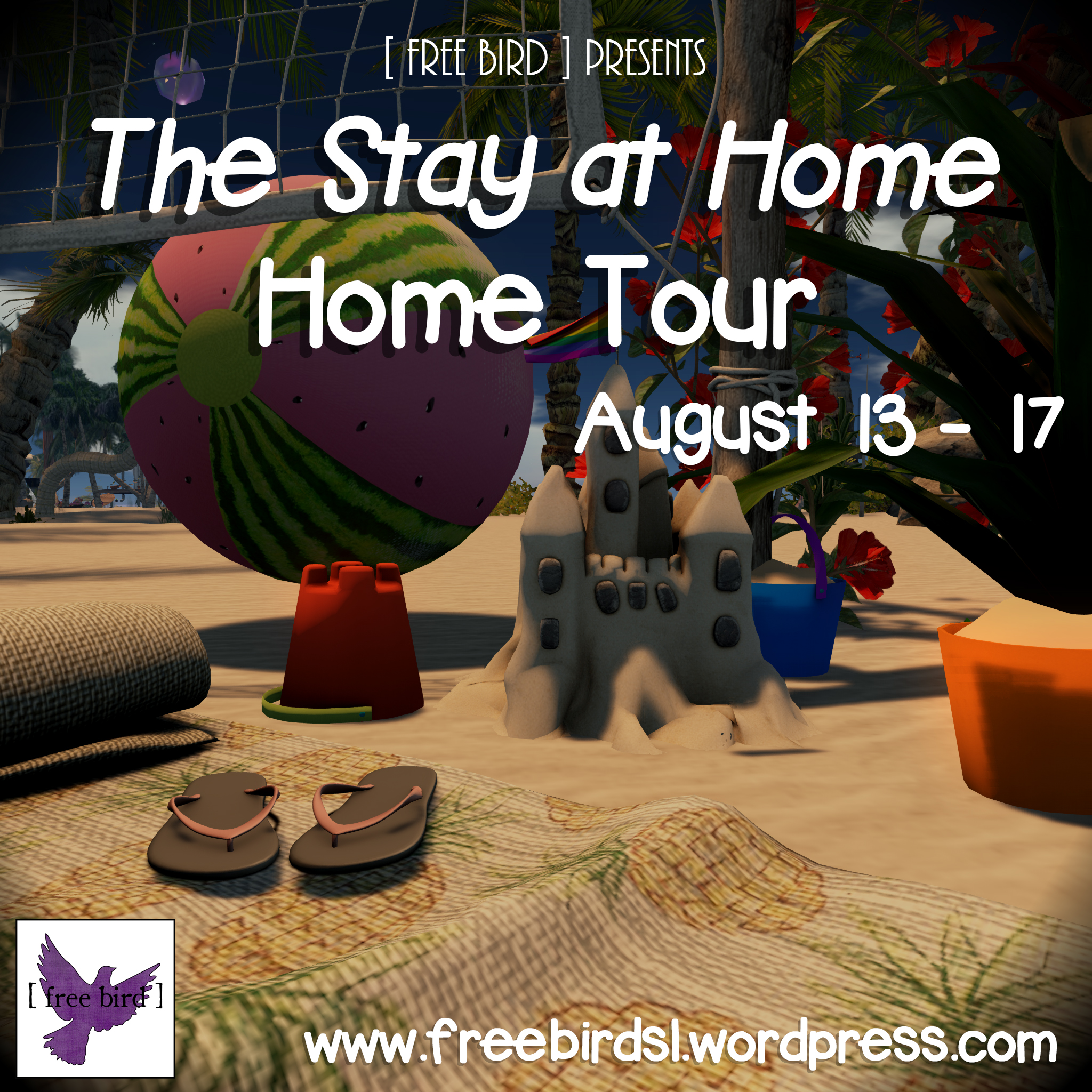 stay at home tour 2