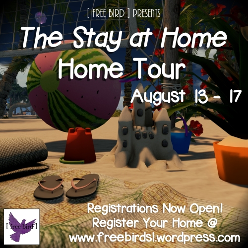 stay at home tour